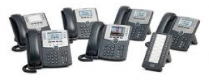The Cisco IP Phone family